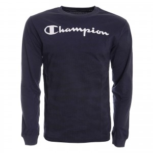 LONG SLEEVE CREWNECK T-SHIRT