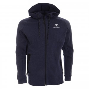 HI TECH HIGH NECK FULL ZIP