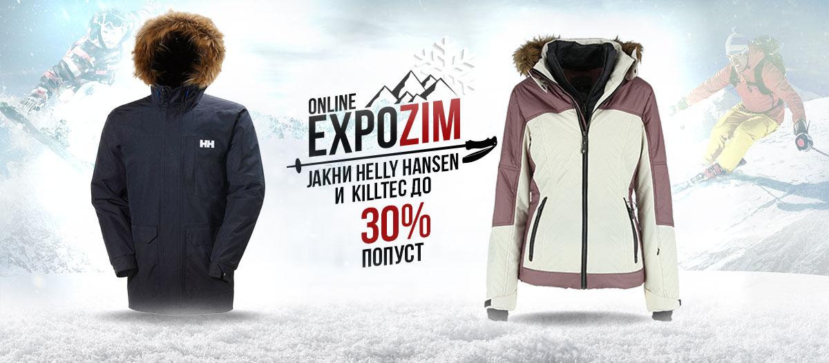 Killtec i Helly Hansen - Expozim