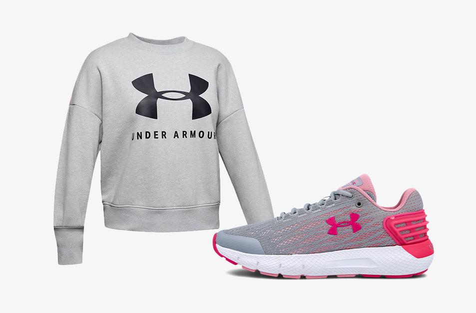 Обувки и облека за девојчиња