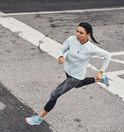 Женска облека за трчање