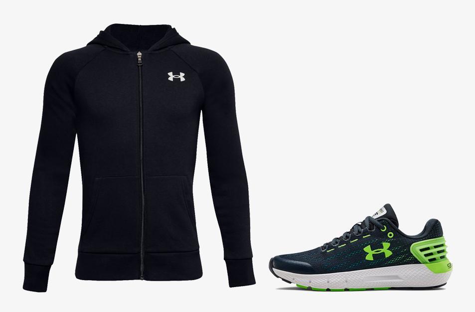 Обувки и облека за момчиња