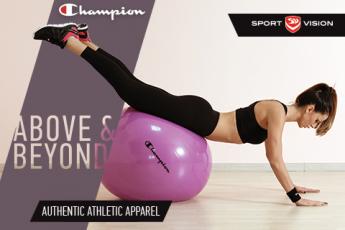 Нова Champion тренинг колекција – за жени кои ги поместуваат границите