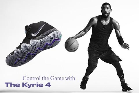 Nike Kyrie 4 – минималистички дизајн и врвни перформанси