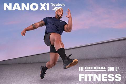 Reebok ги претставува Nano X1 Силуета која е слободна како и денешните љубители на фитнесот