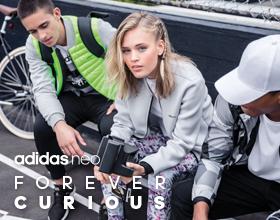 adidas NEO: микс на спортски и моден стил