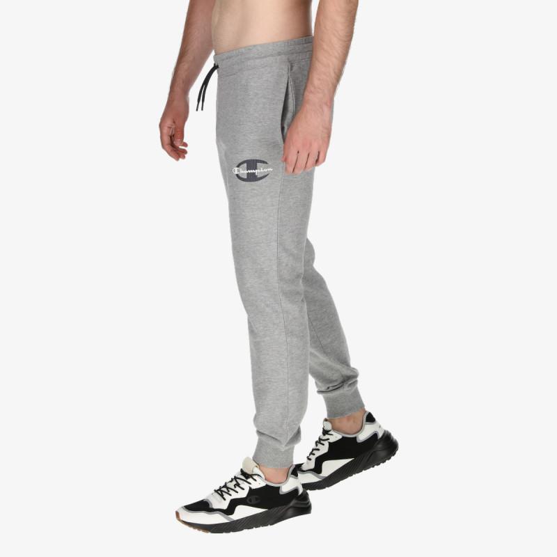 BIG LOGO RIB CUFF PANTS