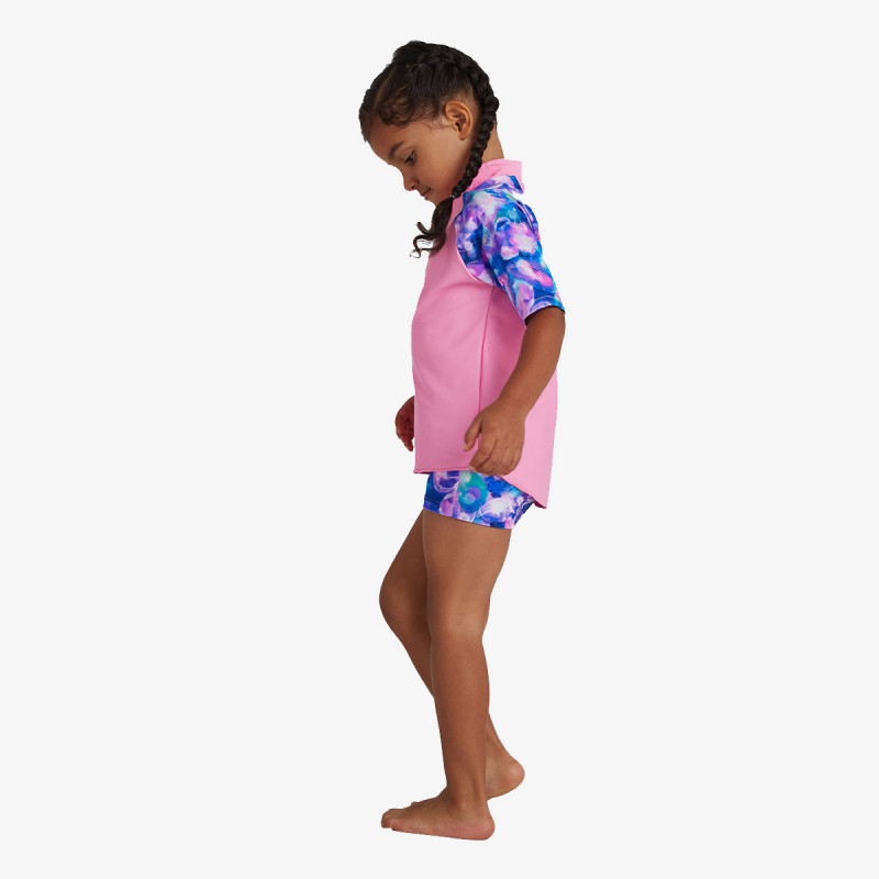 SUN PROTECTION TOP AND SHORT