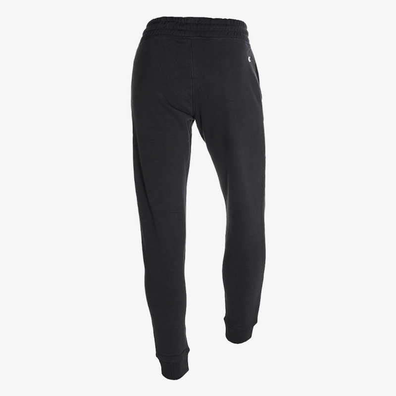 LADY ROCHESTER INSPIRED RIB CUFF PANTS