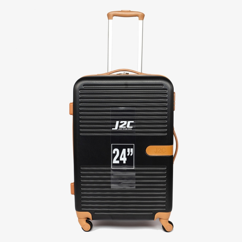 J2C  3 IN 1 HARD SUITCASE 24 INCH