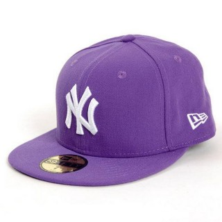 MLB BASIC NY PURPLE