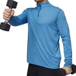 TOPS-UA THREADBORNE 1/4 ZIP
