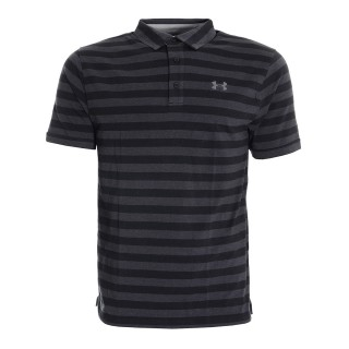 TOPS-CC SCRAMBLE STRIPE POLO