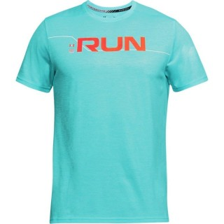 TOPS-UA RUN FRONT GRAPHIC SS