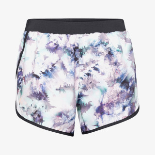 W UA FLY BY 2.0 PRINTED SHORT