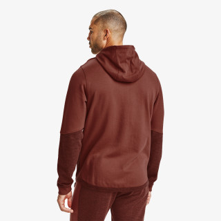 DOUBLE KNIT FZ HOODIE