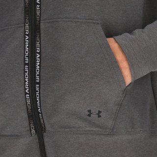 RIVAL TERRY TAPED FZ HOODIE