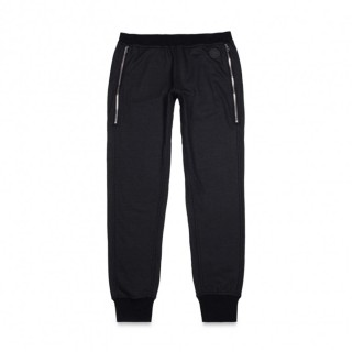 LONG ZIPPER JOGGER