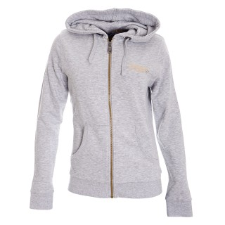 LONSDALE LADIES FULL ZIP HOODY