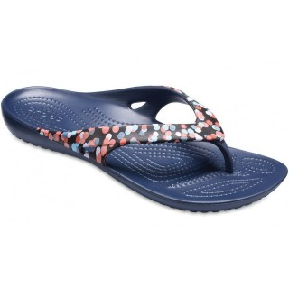 CROCS KADEE II GRAPHIC FLIP W 204231