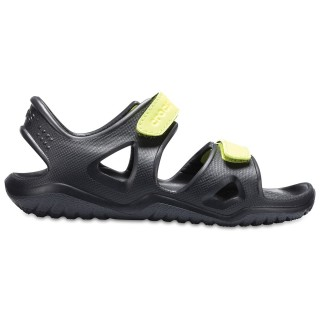 CROCS SWIFTWATER RIVER SANDAL KIDS 20498