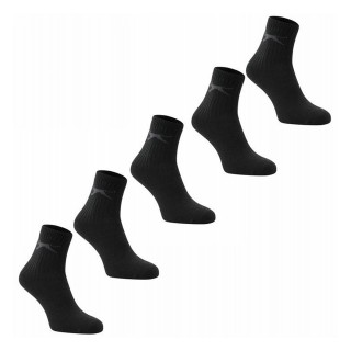 5PK COL CREW SOCK 10 COLOURED