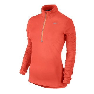 WOMEN'S NIKE DRY ELEMENT RUNNING TOP