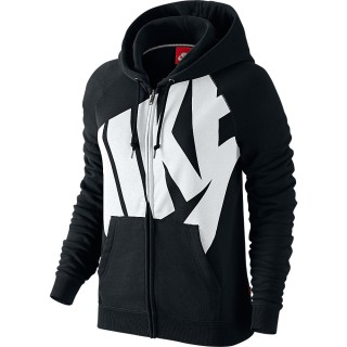 NIKE RALLY FZ HOODY EXPLODED