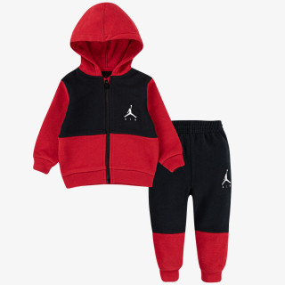 JORDAN JDB JUMPMAN AIR FLEECE SET