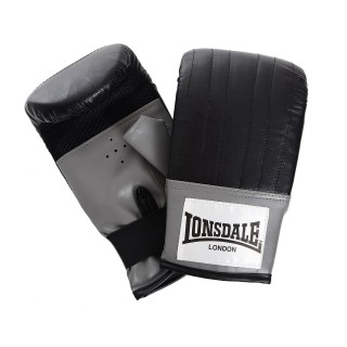 LEATHER PRO TRAINING MITTS