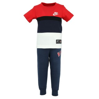 NKB AIR SS TEE AND JOGGER SET