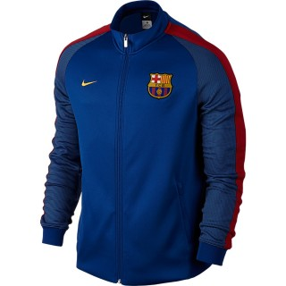 MEN'S FC BARCELONA N98 TRACK JACKET