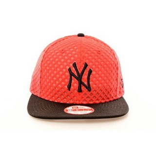 MESH CROWN NEW YORK YANKEES SCARLET/OPTIC WHITE/BLACK