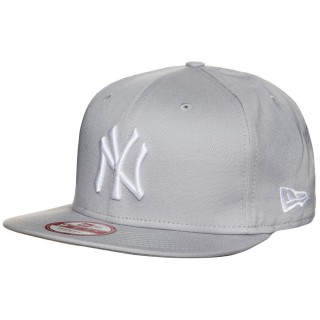 LEAGUE BASIC 9FIFTY NEW YORK YANKEES GRAY