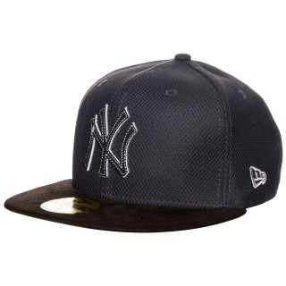 DIAMOND SUEDE NEW YORK YANKEES NAVY/GRAY/BLACK