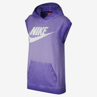 NIKE SLEEVELESS PO HOODY-WASH
