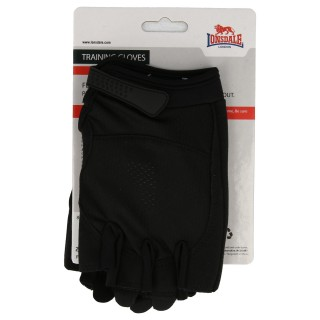 LONSDALE FITNESS GLV SN BLACK SMALL