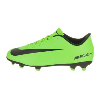 KIDS' NIKE JUNIOR MERCURIAL VORTEX III (FG) FIRM-GROUND FOOTBALL BOOT