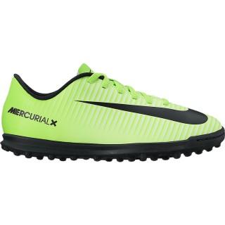 KIDS' JR. MERCURIAL X VORTEX III (TF) TURF FOOTBALL BOOT