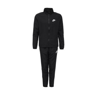 M NSW TRK SUIT WVN BASIC