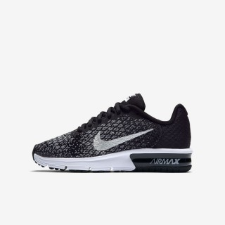 BOYS' NIKE AIR MAX SEQUENT 2 (GS) RUNNING SHOE