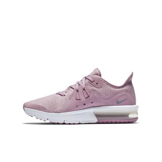 GIRLS' NIKE AIR MAX SEQUENT 3 (GS) RUNNING SHOE