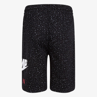 JDB JUMPMAN SPECKLE AOP SHORT