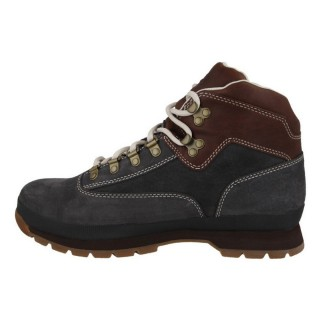 EURO HIKER LEATHER W FORGED IRON