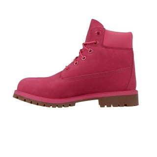 6 IN PREMIUM WP BOOT ROSE RED