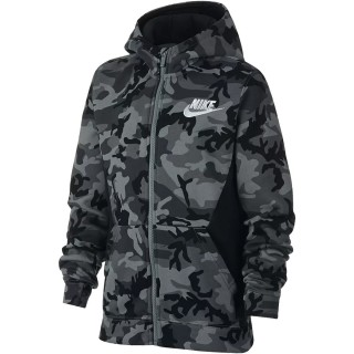 B NSW CLUB FLEECE FZ AOP