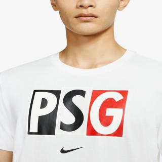 PSG M NK TEE VOICE
