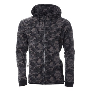 HI TECK HI NECK FULL ZIP