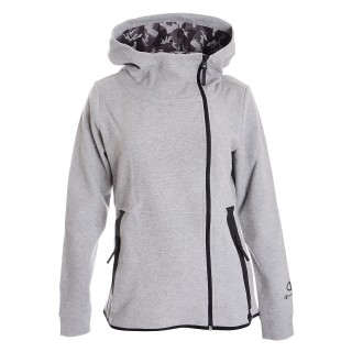 TECH CAMO FULL ZIP HOODY
