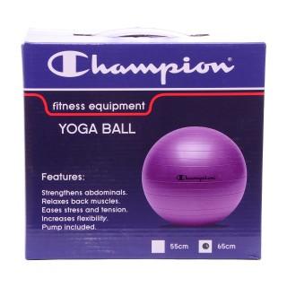 CHAMPION YOGA BALL PURPLE